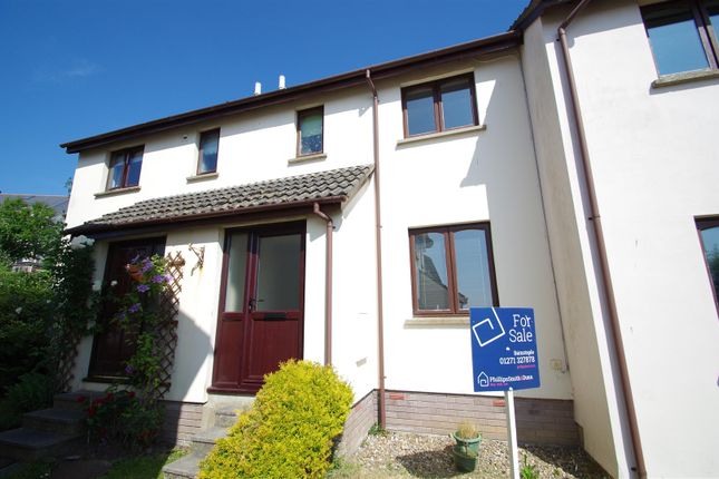 Thumbnail Terraced house for sale in Dyers Close, Braunton