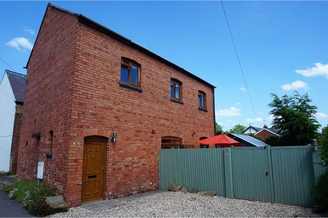 Thumbnail Detached house for sale in Green Lane, Oswestry
