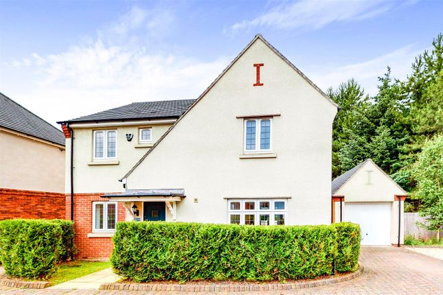 4 bed detached house for sale in Luckett Close, Hagley, Stourbridge DY9