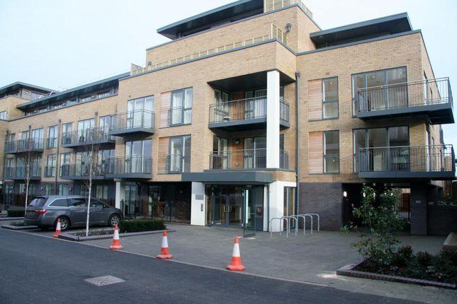 Thumbnail Flat to rent in Newton Court, Kingsley Walk, Cambridge CB5, Cambridge