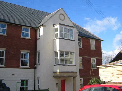 Thumbnail Flat to rent in Mellowes Court, West Street, Axminster, Devon