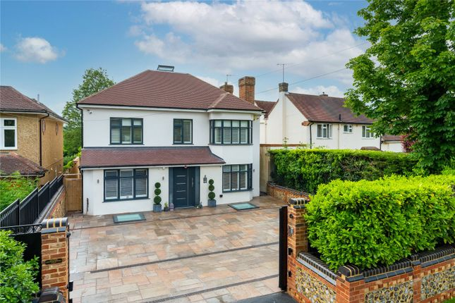 Thumbnail Detached house for sale in Gypsy Lane, Hunton Bridge, Kings Langley