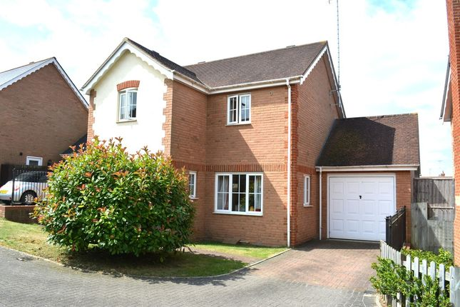 Thumbnail Detached house for sale in Rushmoor Drive, Braintree