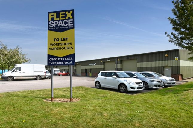 Thumbnail Light industrial to let in Marston Moor Business, Park Rudgate, Tockwith