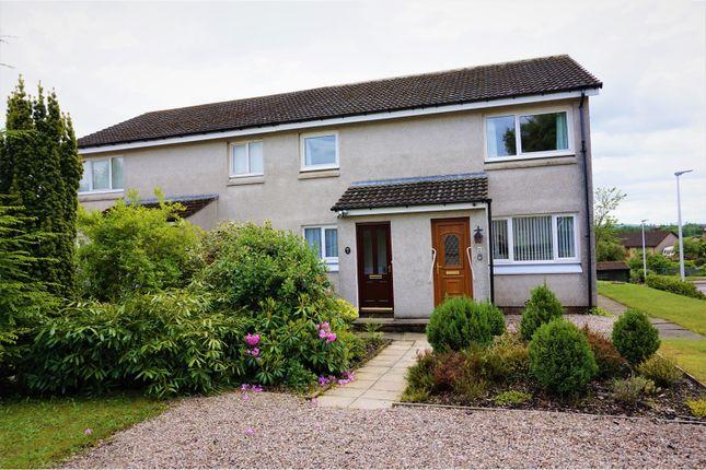 Thumbnail Flat for sale in Kirkland Hill, Lhanbryde, Elgin