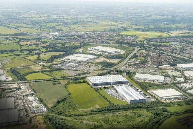Thumbnail Light industrial to let in Unit 1 Panattoni Park, Junction 28, M1, South Normanton