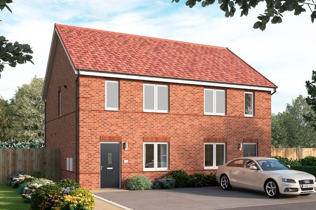 3 bedroom semi-detached house for sale in Chilton, Ferryhill