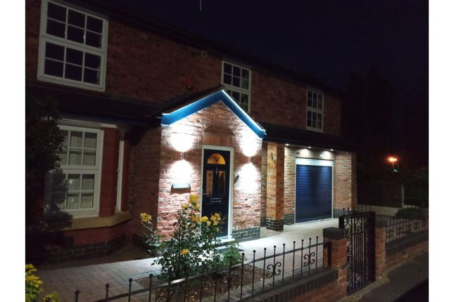 Thumbnail Semi-detached house for sale in Coppenhall Lane, Crewe
