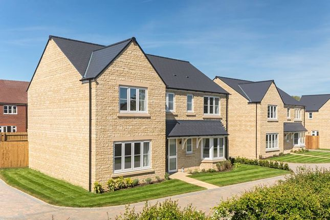 "Thumbnail Detached house for sale in ""The Osmore"" at Calais Dene, Bampton"
