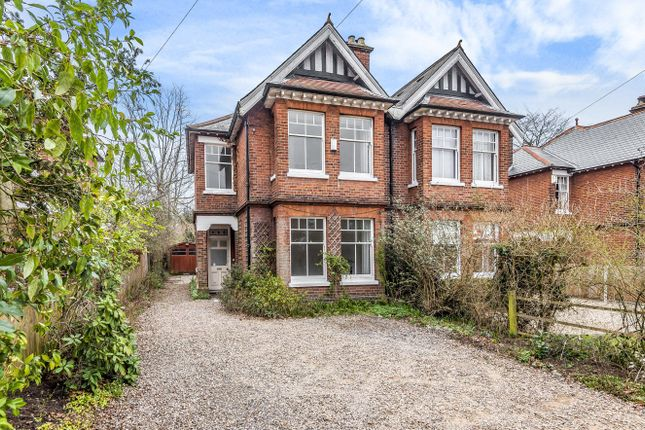 Thumbnail Semi-detached house for sale in Unthank Road, Norwich