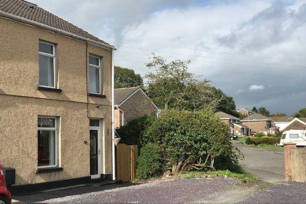 Thumbnail Property to rent in Tyisha Terrace, Llanelli