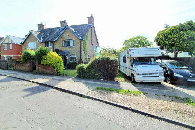 Thumbnail Semi-detached house for sale in Linden Close, Colchester
