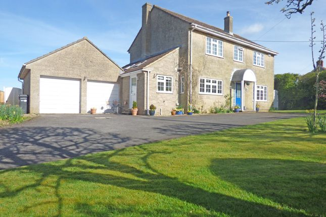 Thumbnail Detached house for sale in Bayford, Wincanton