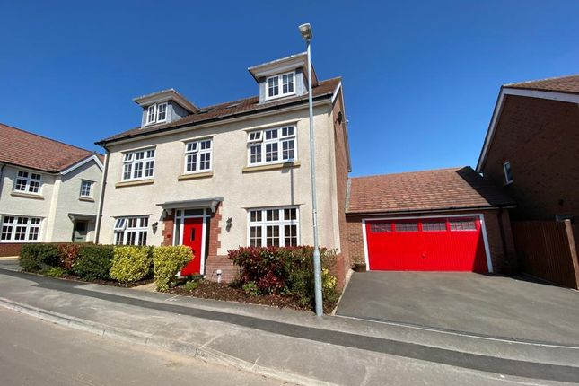 Thumbnail Detached house for sale in Heol Trothy, Caldicot