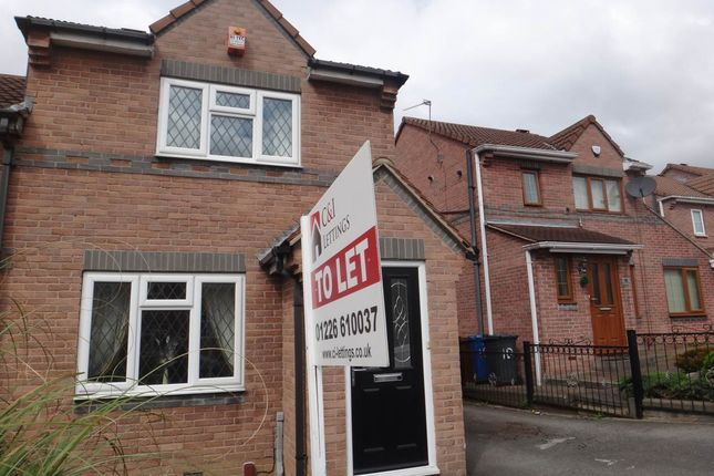 Thumbnail Property to rent in Poplar Grove, Lundwood, Barnsley