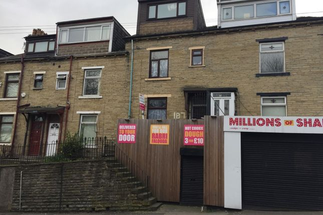 Thumbnail Terraced house to rent in Great Horton Rd, Bradford
