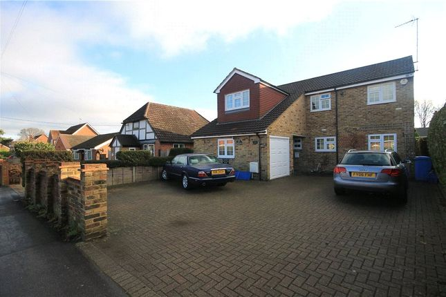 Thumbnail Detached house to rent in Sandy Lane, Farnborough, Hampshire