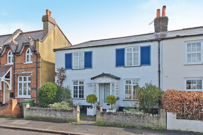 Thumbnail Property to rent in Weston Green, Thames Ditton
