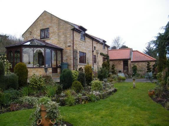Thumbnail Detached house for sale in Brook Park, Briggswath, Whitby, North Yorkshire