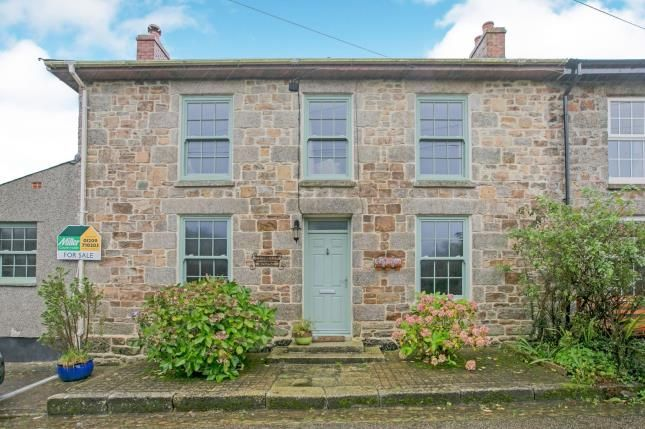 Thumbnail Semi-detached house for sale in Praze, Camborne, Cornwall