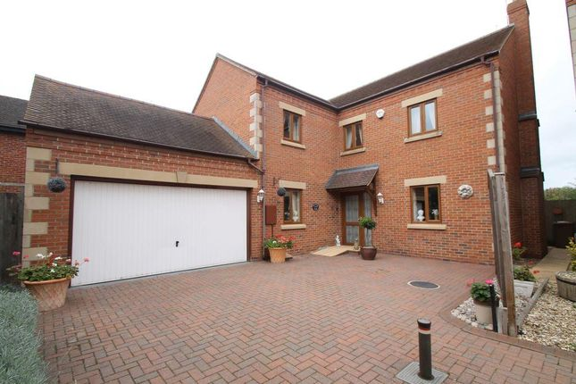 Thumbnail Detached house for sale in Brensham Court Mews, Main Road, Bredon, Tewkesbury
