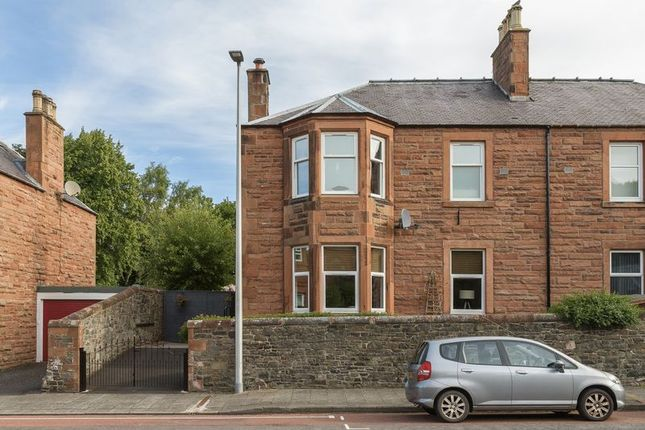 Thumbnail Semi-detached house for sale in Lilliard, 14 Scott Crescent, Galashiels