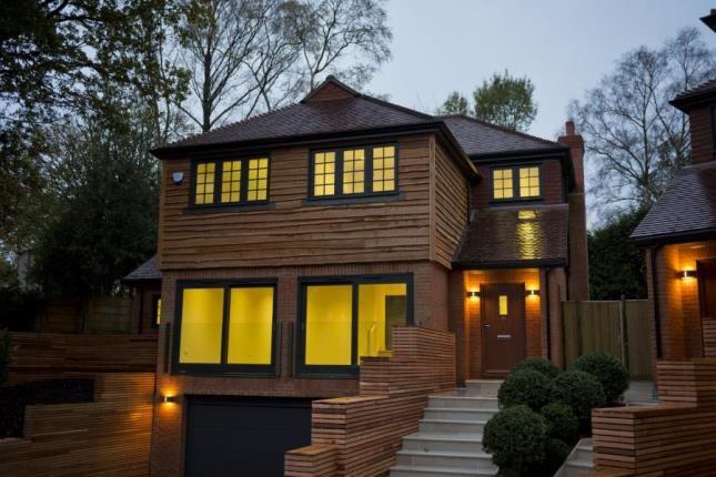 Thumbnail Detached house for sale in Roffes Lane, Chaldon, Surrey