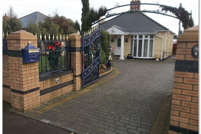Thumbnail Detached bungalow for sale in Beaumont Hill, Darlington
