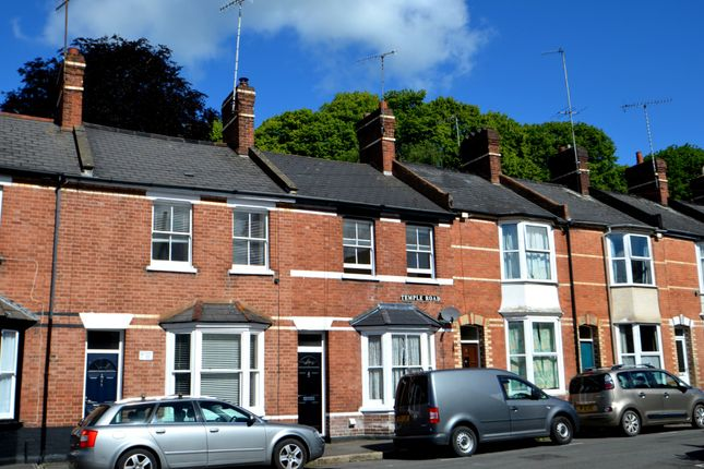 Thumbnail Terraced house to rent in Temple Road, St. Leonards, Exeter