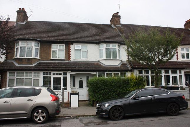 Thumbnail Terraced house to rent in Hambrook Road, London