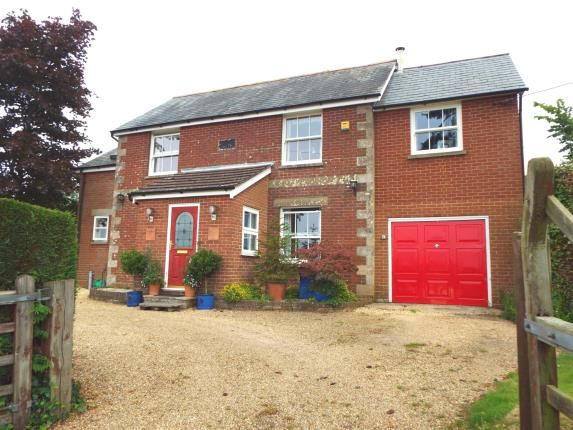 Thumbnail Detached house for sale in Upper Timsbury, Romsey, Hampshire