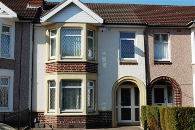 Thumbnail Property to rent in Oldfield Road, Chapelfields, Coventry