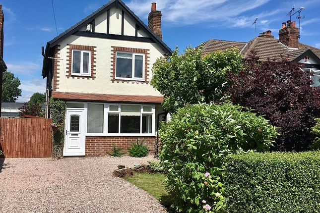 Thumbnail Detached house for sale in Primrose Lane, Helsby, Frodsham, Cheshire