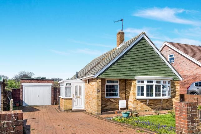 Thumbnail Bungalow for sale in Waterlooville, Hampshire, .