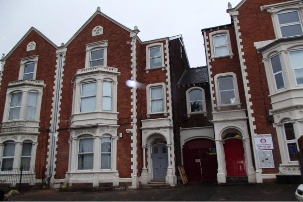 Thumbnail Flat to rent in York Road, Exeter