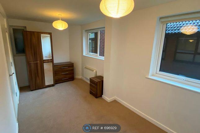 1st Bedroom of Hamnett Court, Birchwood, Warrington WA3