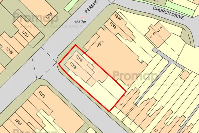 Thumbnail Industrial for sale in 1256-1258 Pershore Road, Stirchley, Birmingham