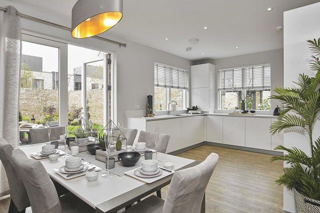 Thumbnail Terraced house for sale in Aura Development, Off Long Road, Trumpington, Cambridge