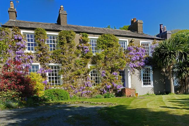 Thumbnail Detached house for sale in The Ridding, The Hill, Millom, Cumbria