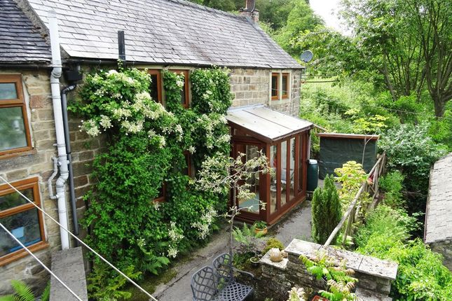 Thumbnail 2 bed property for sale in The Cliff, Tansley, Derbyshire