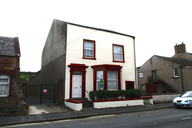 Thumbnail Detached house to rent in Church Road, Harrington, Workington