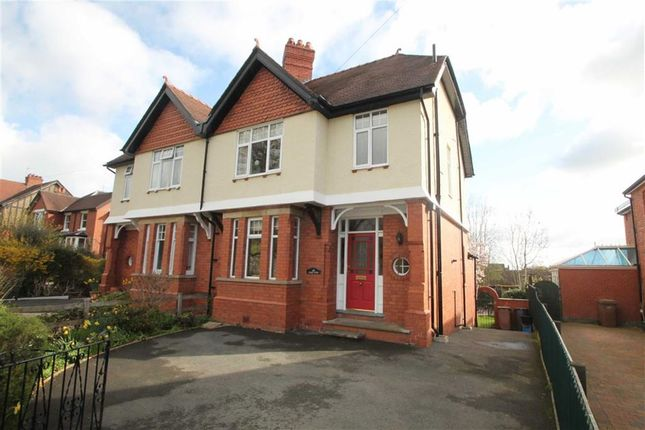 Thumbnail Semi-detached house to rent in Oakhurst Road, Oswestry, Shropshire