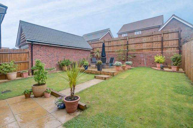 Garden of Engine Close, Aston Fields, Bromsgrove B60