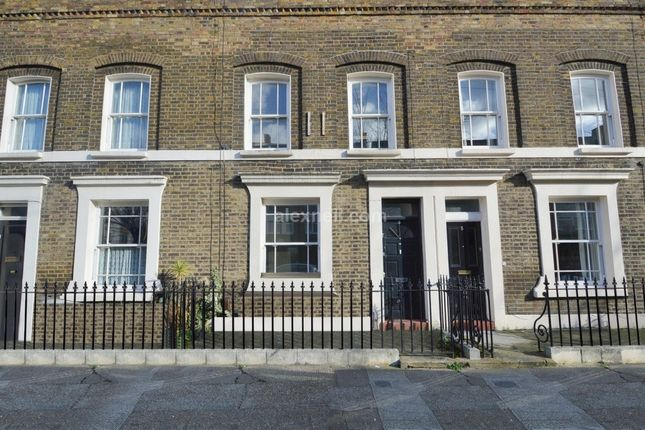 Thumbnail Terraced house to rent in Portelet Road, London