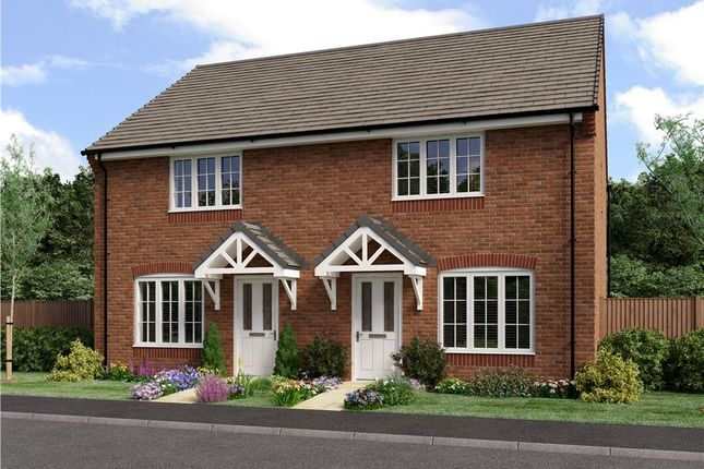 "Thumbnail Mews house for sale in ""Hankin"" at Radbourne Lane, Derby"