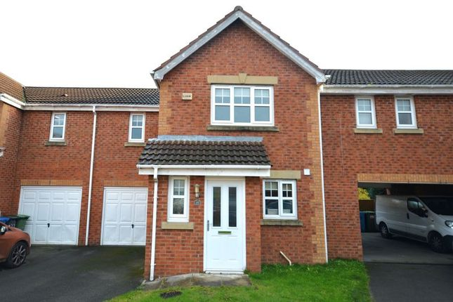Thumbnail Terraced house to rent in Brooklands Park, Widnes