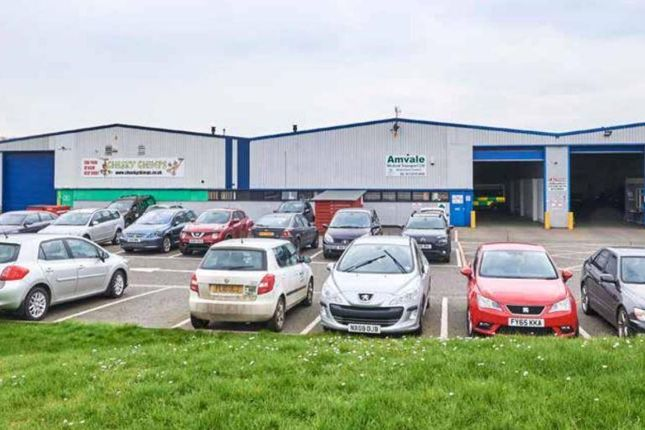 Thumbnail Light industrial to let in South Park Industrial Estate, Birkdale Road, Scunthorpe, Lincolnshire