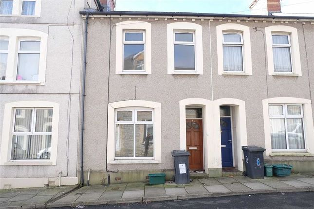 Thumbnail Terraced house for sale in Holmes Street, Barry, Vale Of Glamorgan