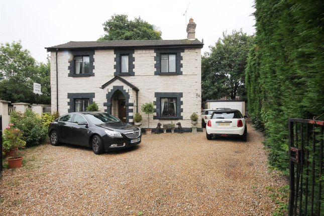 Thumbnail Detached house for sale in Rectory Road, Farnborough