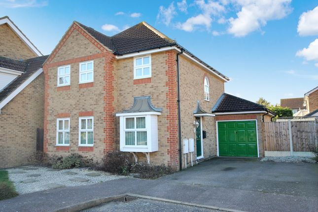 4 bed detached house for sale in Conyer Close, Maldon